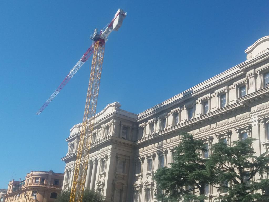 FM GRU per la nuova sede ENEL a Roma - CONCRETE NEWS