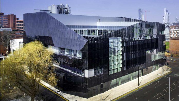 National Graphene Institute, Università di Manchester